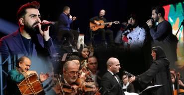 گزارش های کامل «موسیقی ایرانیان» از هفتمین شب سی و سومین جشنواره موسیقی فجر