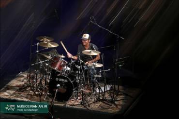 آرزوی نوازنده فرانسوی برای سفر بعدی به ایران | گزارش تصویری «موسیقی ایرانیان» از «مانو کچه»
