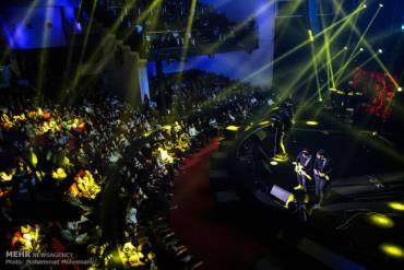گزارشی از برنامه کنسرت های موسیقی ایرانی و نواحی در روزهای پایانی سال