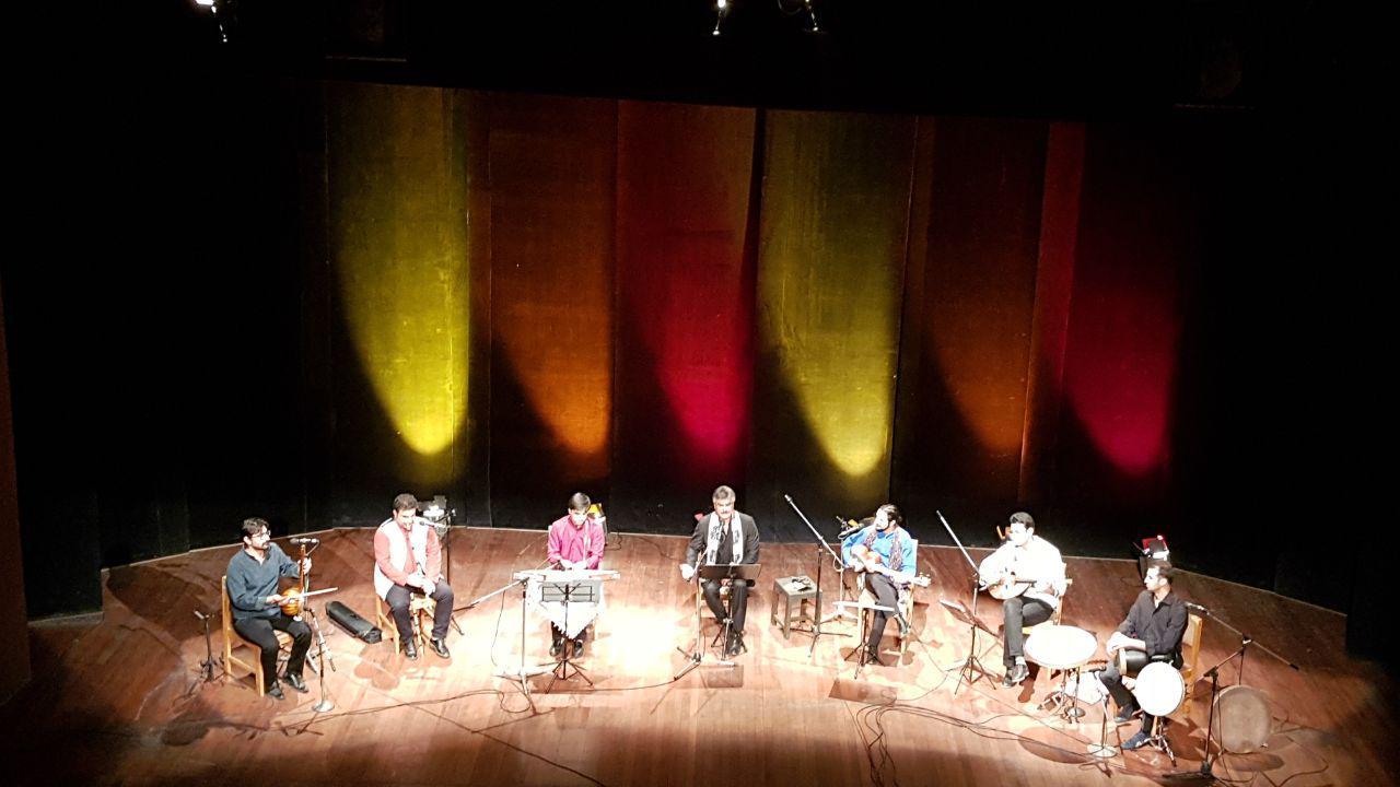 یادداشتی از فروغ بهمنپور به بهانهی اجرای کنسرت «بهزاد» در گرگان