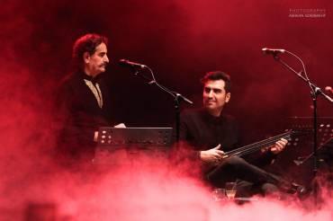 کنسرت موسیقی «شهرام ناظری» و «حافظ نظری» در رشت برگزار می شود
