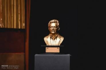 تازه ترین خبرها از جایزه ناصر فرهودی