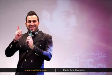 تور کنسرت های «علی شمس الهی» برگزار می شود