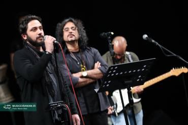 گزارش تصویری «موسیقی ایرانیان» از کنسرت گروه موسیقی «دارکوب»