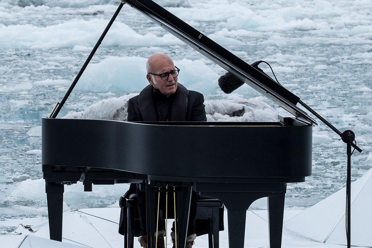 پیانیست یخهای قطبی به تهران میآید | اجرای اینائودی در وزارت کشور