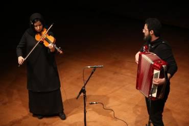 اولین اجرای رسمی «درنادئون» در تهران روی صحنه رفت