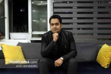 محمد فلاحی: برای آلبوم «مثل مجسمه» من و مهدی یراحی یک ماه نخوابیدیم!