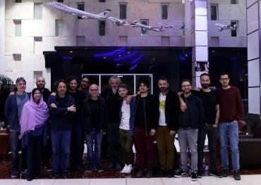 اینائودی: ایران شروع تمدنهاست | سلام به هواداران ایرانی