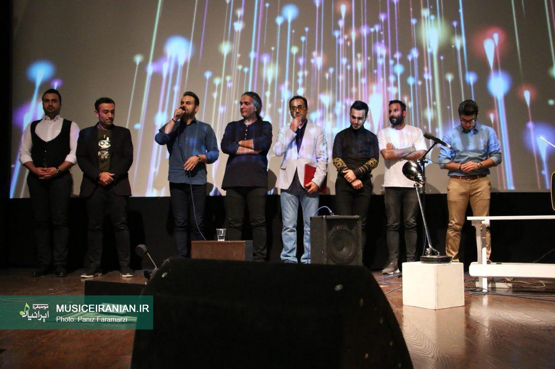 فینال بخش پاپ هزارصدا با تقدیم برنامه به استاد چشمآذر برگزار شد