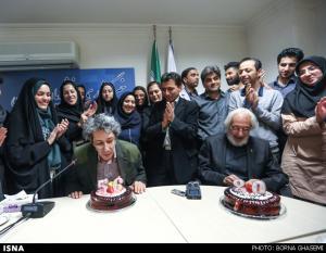 12 96 - نادر مشایخی: من اگر بودم، آن عکس را منتشر نمیکردم