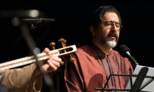 «حسام الدین سراج» در مشهد به اجرای قطعات خاطره انگیز خود پرداخت