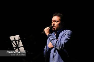 نیما مسیحا: جرقه های برگزاری کنسرتی همراه نمایش در ذهنم زده شده است