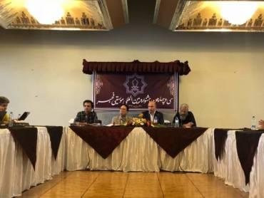 نشست خبری سیوچهارمین جشنواره موسیقی فجر