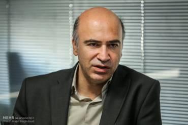 علی ترابی مدیرکل دفتر موسیقی وزارت فرهنگ و ارشاد اسلام