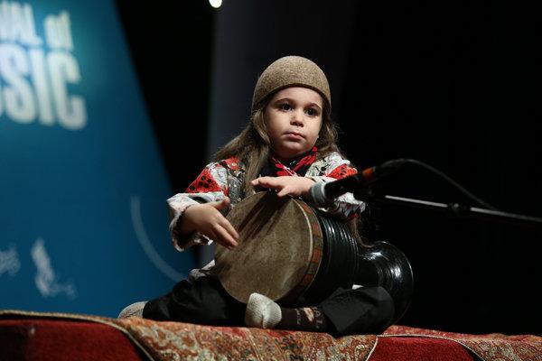 در پنجمین روز از جشنواره موسیقی جوان؛