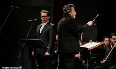 ارکستر ملی با رهبر مهمان نواخت