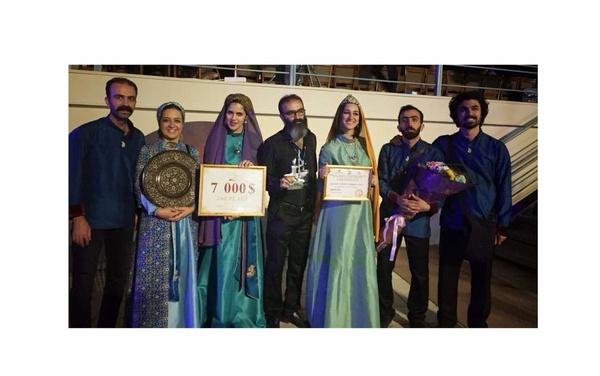 به دنبال کسب مقام دوم جشنواره بینالمللی موسیقی موقام ازبکستان