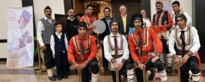 نخستین شب از مراسم جشنواره ملی موسیقی حماسی «کمالان» در چابهار برگزار شد