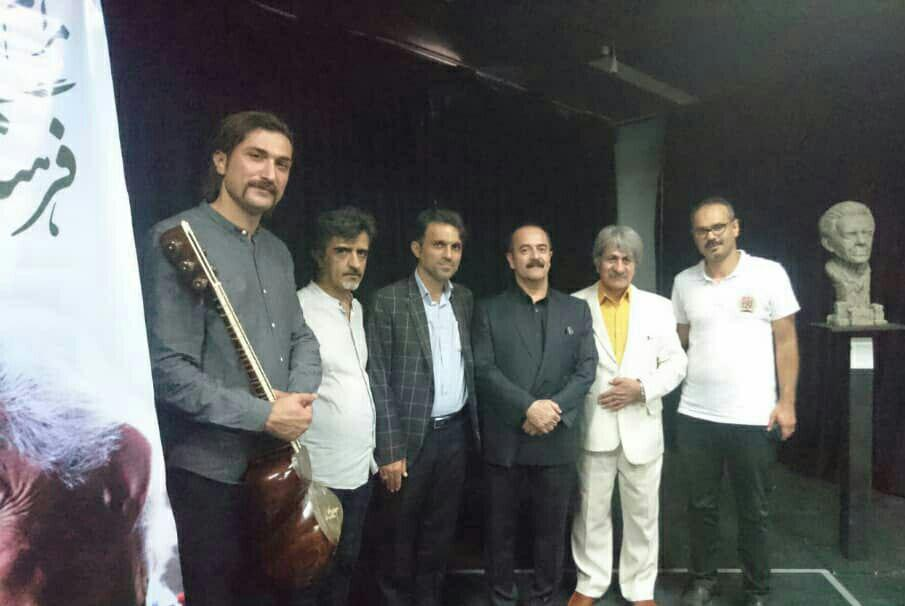 یادی از سمبل نوازندگی تار در ایران
