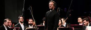 در آخرین کنسرت این ارکستر به رهبری «شهرداد روحانی»