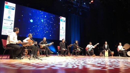 کنسرت همایون شجریان در استانبول برگزار شد