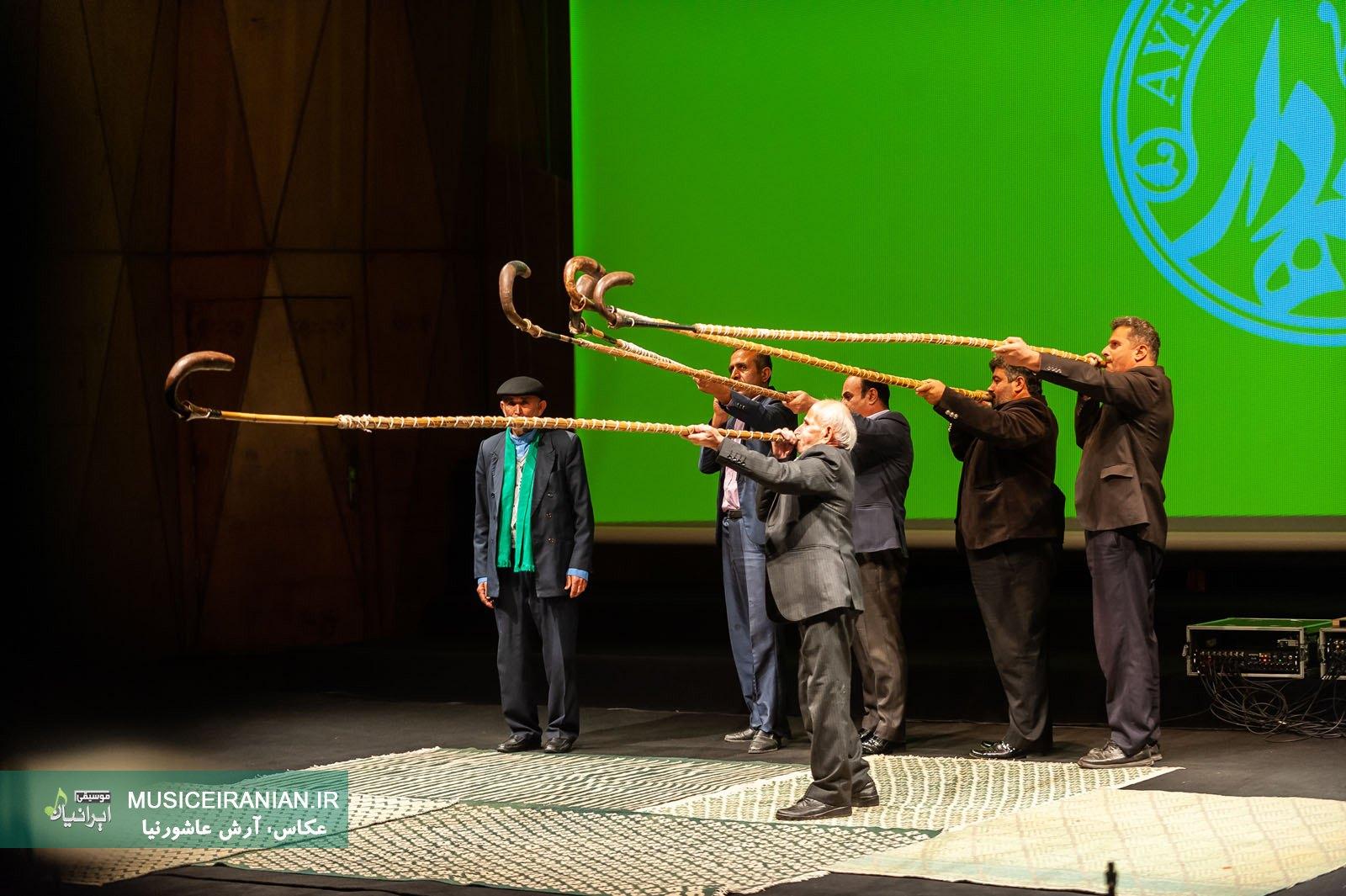 طنین سحرانگیز نغمههای اقوام ایرانی در تالار رودکی | گزارش تصویری مفصل «موسیقی ایرانیان»
