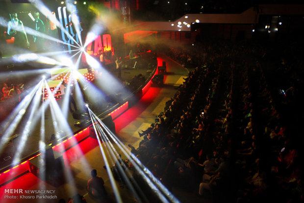 بلیت کدام کنسرتهای جشنواره موسیقی فجر۳۴ تمام شد؟