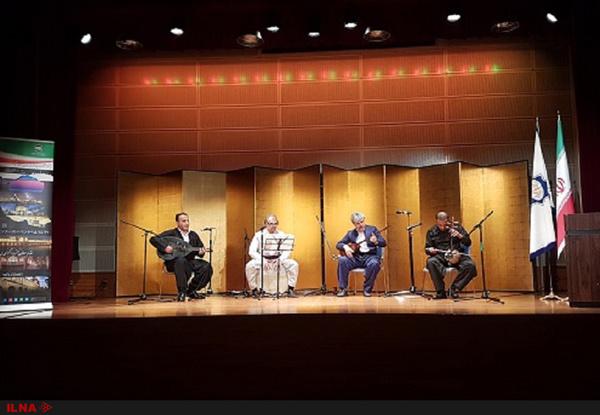 نوای موسیقی سنتی ایرانی در ژاپن طنینانداز شد