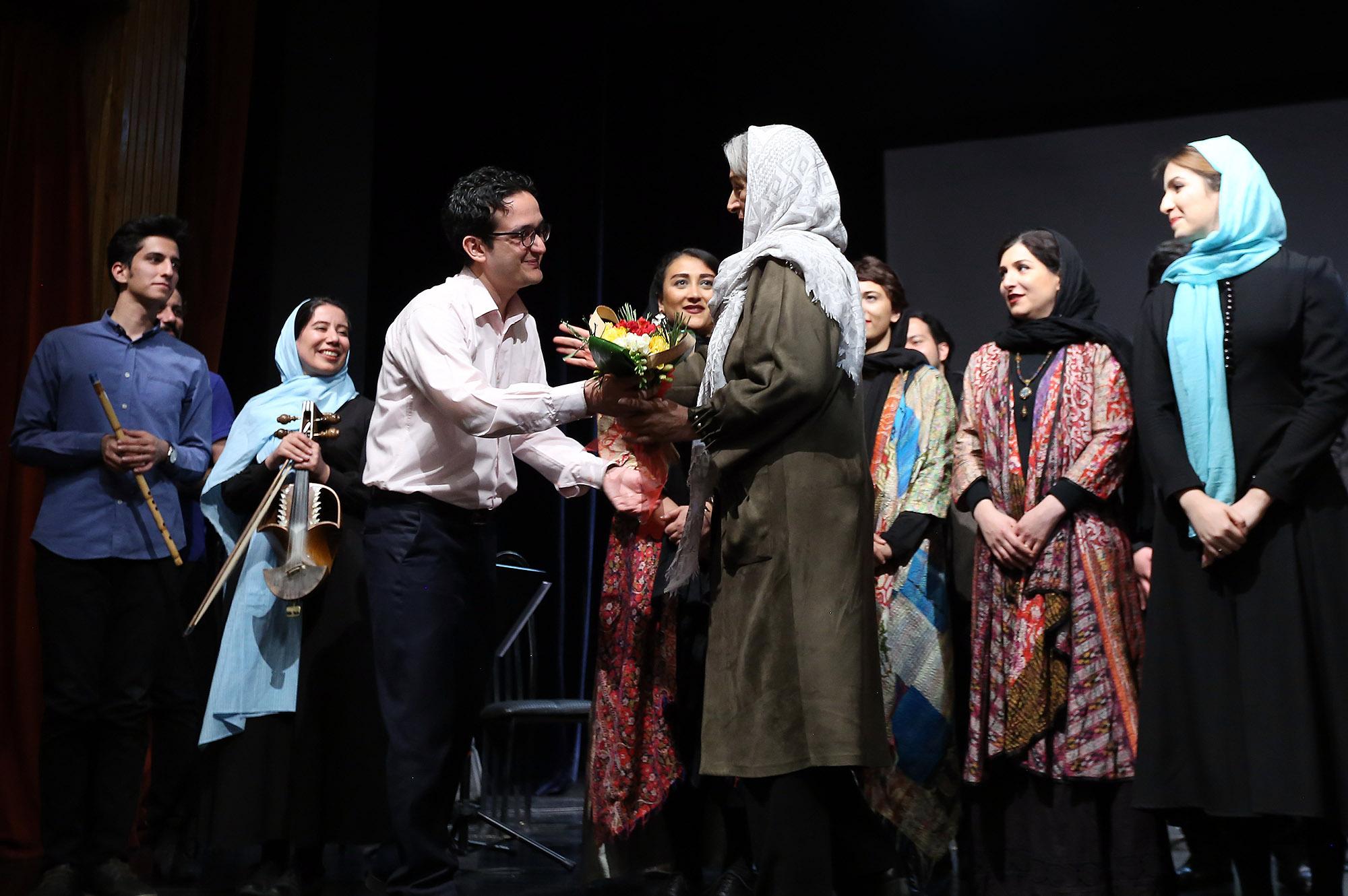 «شب پالیزبان» یادبود استاد فرامرز پایور برگزار شد | گزارش تصویری