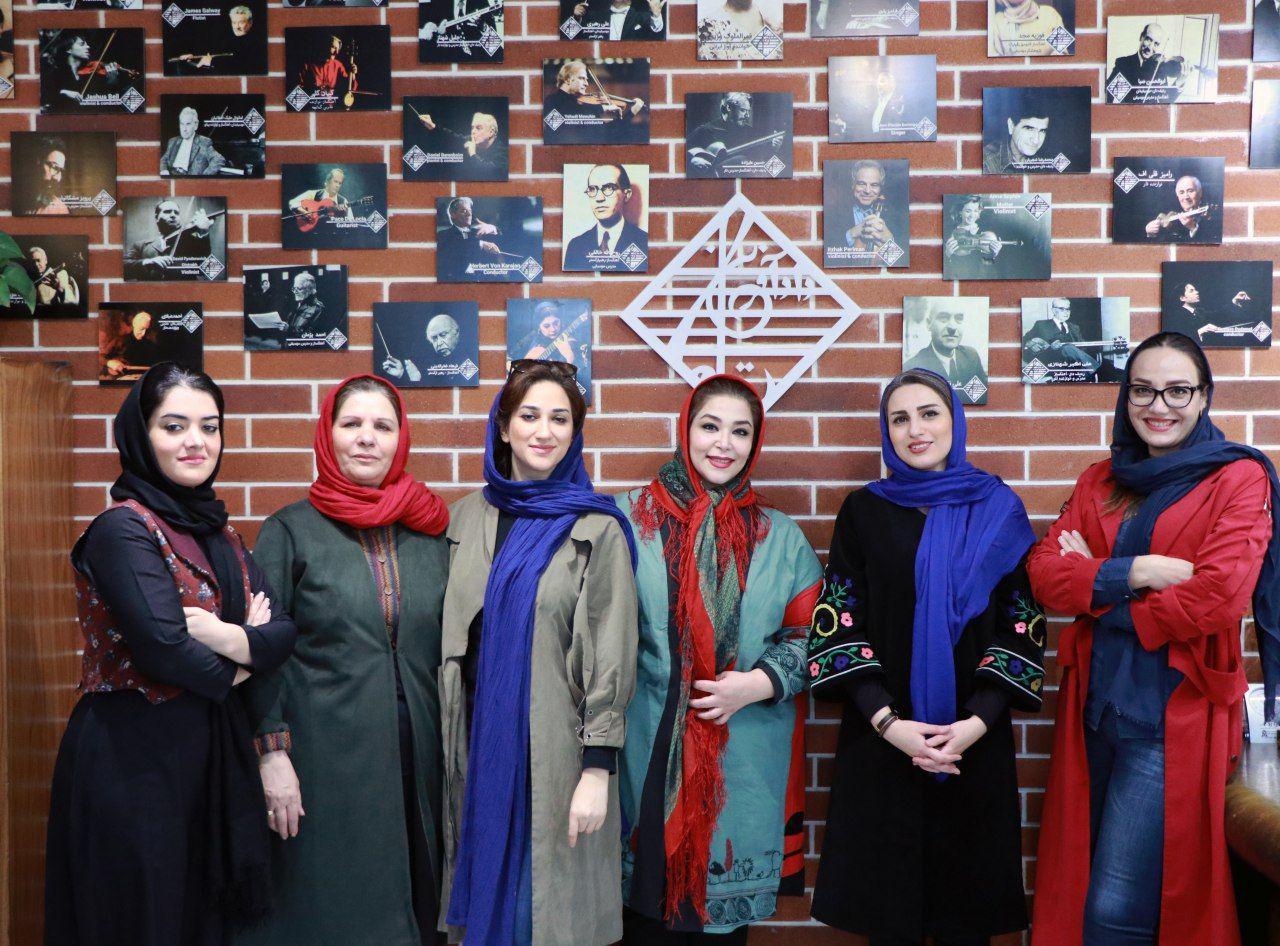 برگزاری کنسرت گروه بانوان راستان به همراه فاطمه ساغری برای حادثه دیدگان سانحه سیل