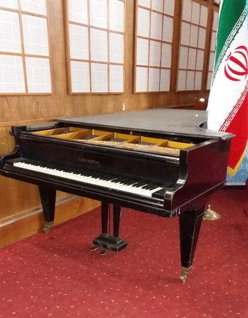 """ورود پروژه """"صد سال موسیقی ایران برای پیانو"""" به بارار جهانی"""
