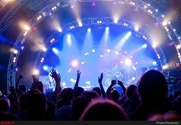 ۸۰ درصد مردم کنسرت نمیروند