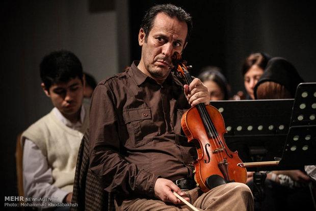 «مانجین» به رهبری ارکستر ارسلان کامکار در تالار وحدت کنسرت میدهد