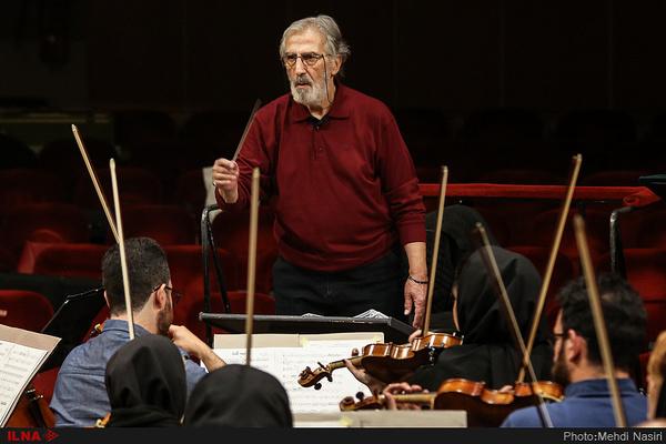 اولین اجرای «ارکستر ملی ایران» بدون فریدون شهبازیان