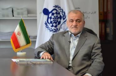 «مجید پور ناجی ایران» مدیر عامل مجمع خیّرین سلامت آذربایجان شرقی