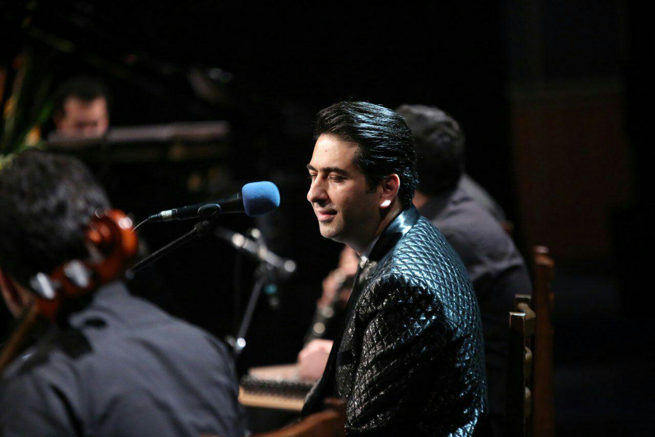 محمد معتمدی در تهران کنسرت میدهد