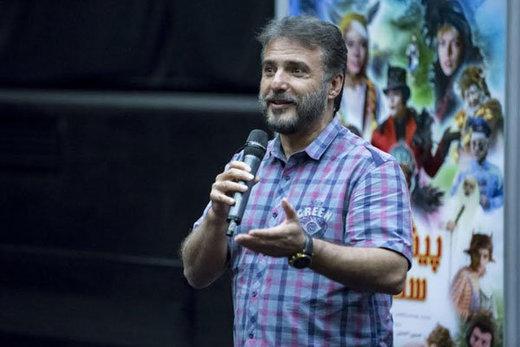 سیدجواد هاشمی «آهوی پیشونی سفید» را سریال میکند