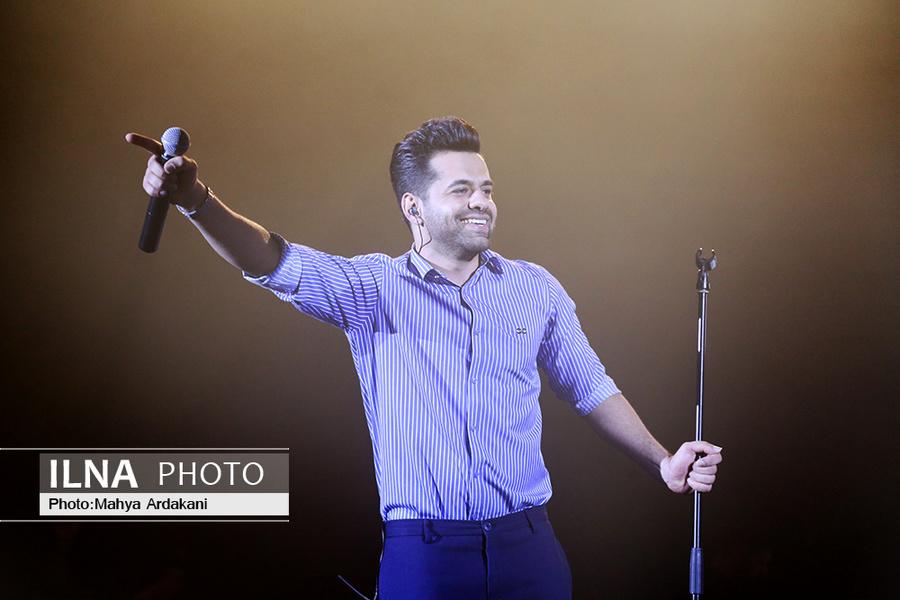 گزارش تصویری کنسرت رضا بهرام | عکاس: محیا اردکانی