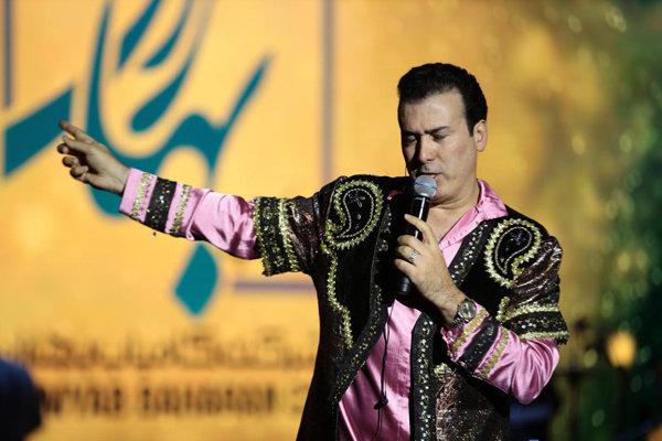 کنسرت تابستانی رحیم شهریاری در سالن میلاد نمایشگاه برگزار میشود