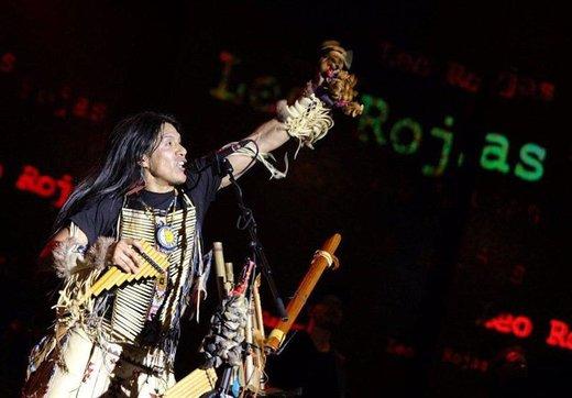 لئو روخاس در تهران کنسرت برگزار میکند