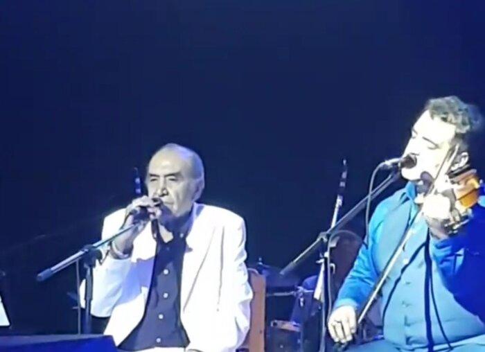 کنسرت ایرج در گرگان برگزار شد