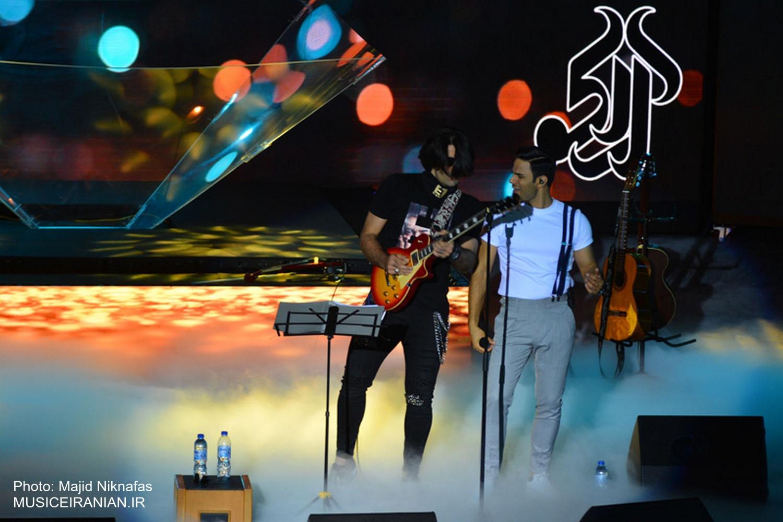 گزارش تصویری «موسیقی ایرانیان» از کنسرت «ایوان بند»