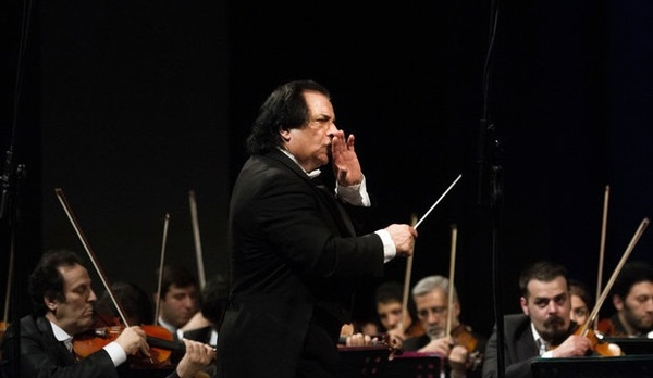 آغاز فصل جدید همکاری علی رهبری با ارکستر سمفونیک استانبول