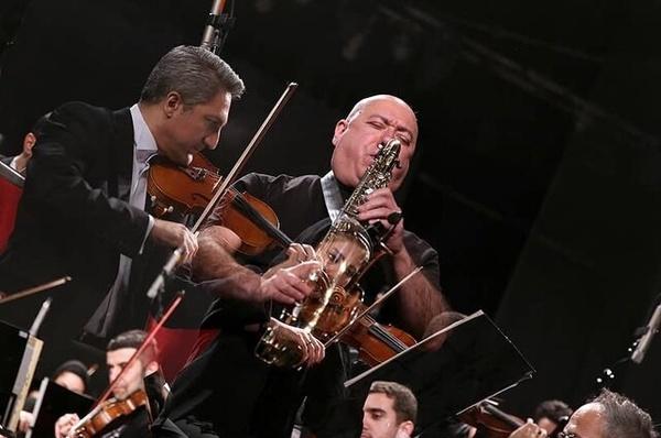 ارکستر فیلارمونیک لرستان ۲۴ مهر روی صحنه میرود
