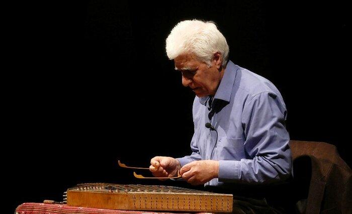 آئین سپاس استاد مجید کیانی در فرهنگسرای ارسباران برگزار میشود