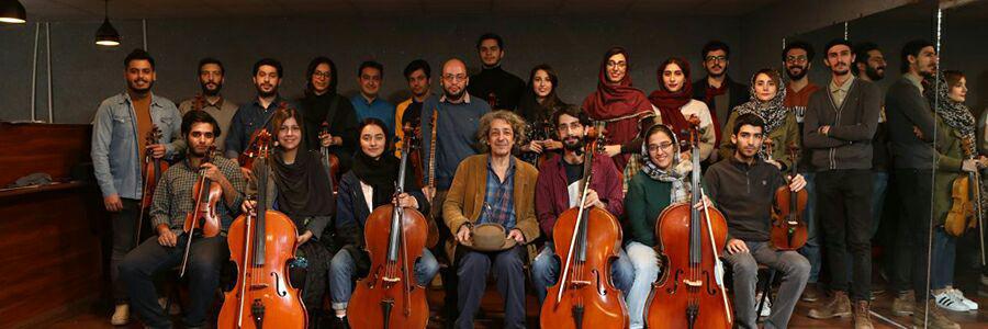 کنسرت «میان-کنش» به رهبری نادر مشایخی در تالار وحدت اجرا می شود