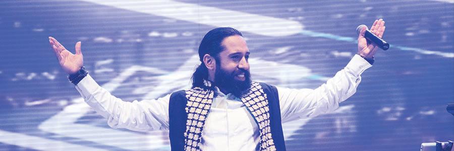 کنسرت_نمایش روزبه نعمت اللهی در تهران