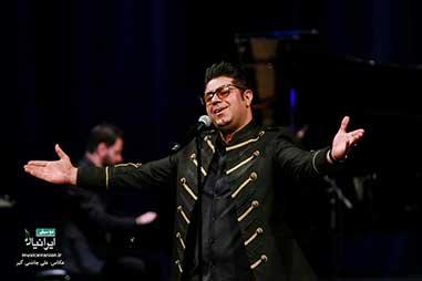 گزارش تصویری کنسرت «حجت اشرف زاده» در جشنواره موسیقی فجر