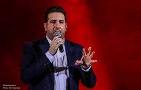 گزارش تصویری «موسیقی ایرانیان» از اجرای پرشور امید حاجیلی در جشنواره موسیقی فجر