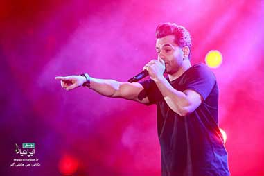 گزارش تصویری کنسرت «رضا بهرام» در جشنواره موسیقی فجر